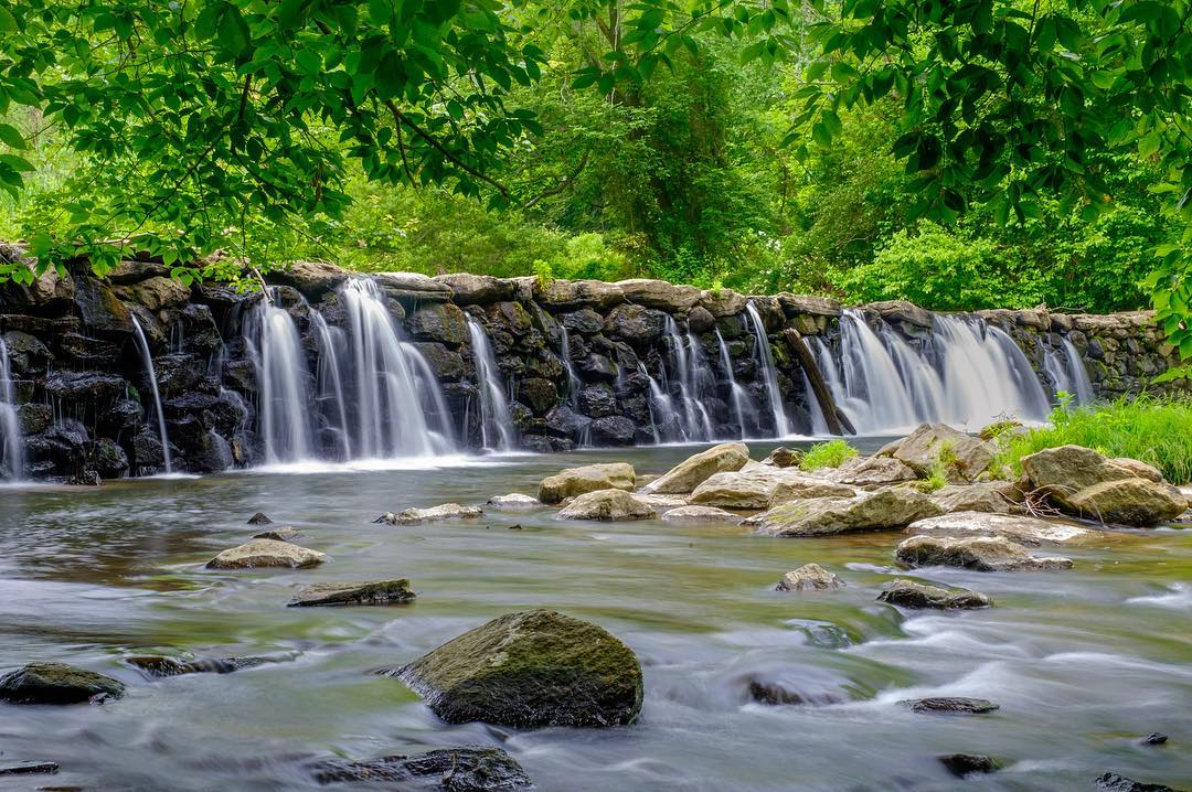 The Great Outdoors: Top Five Biking and Hiking Destinations in Montgomery County banner